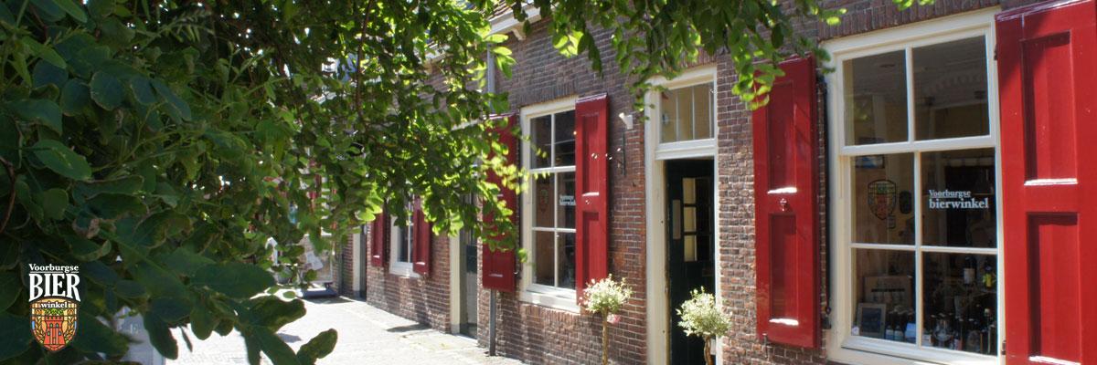 De Voorburgse Bierwinkel in Voorburg