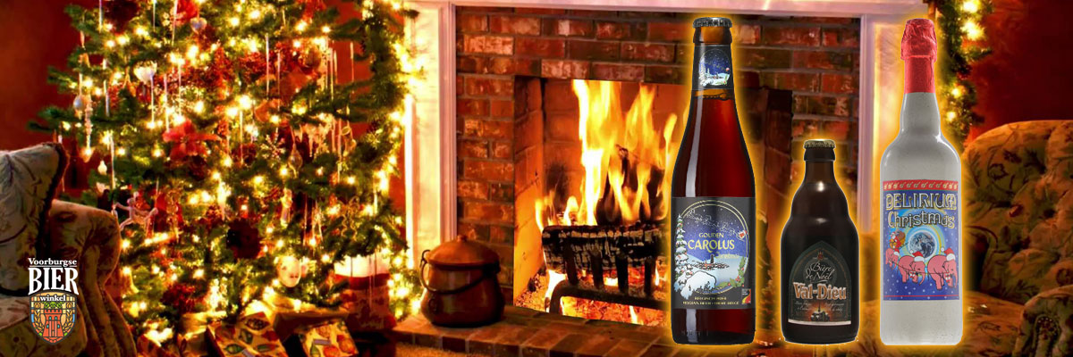 Bier voor kerst