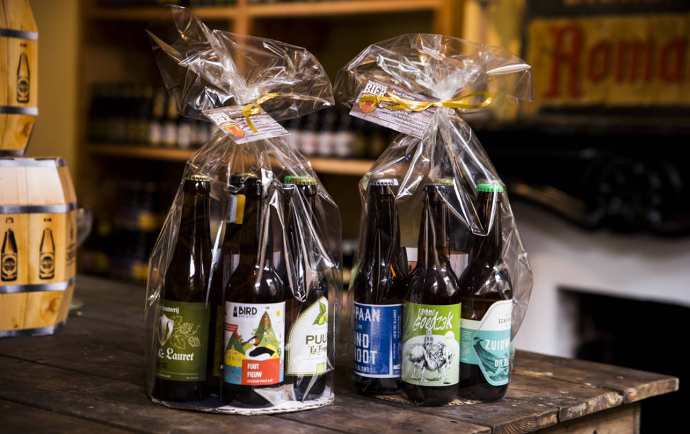 Bierpakket Voorburgse Bierwinkel